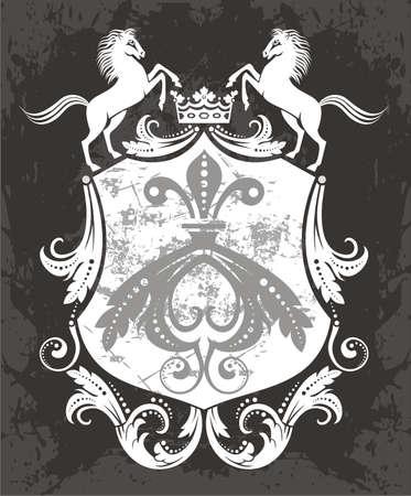 Emblem Stock Vector - 2440727