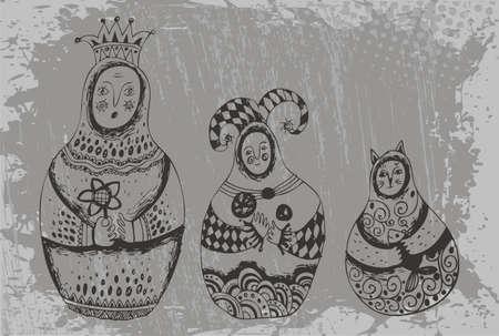 matrioshka: dolls image