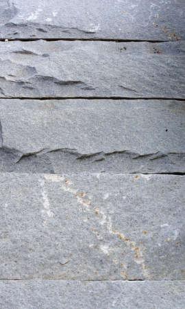 unprocessed: The closeup of unpolished granite.