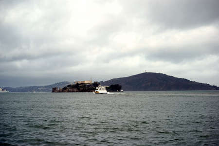 alcatraz: Ferries to the Alcatraz Island with its famous prison Alcatraz.