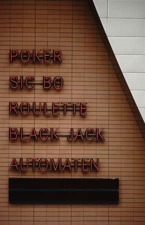 sic: The Lights a casino with various gaming possibilities.