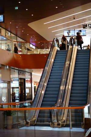 Berlin, Germany - November 06, 2018: The East Side Mall on November 06, 2018 in Berlin.