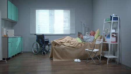 038 013 pavillion medical cab laboratory vet stop Stockfoto