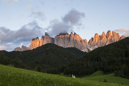 St  Johann in Ranui valley Villnss photo