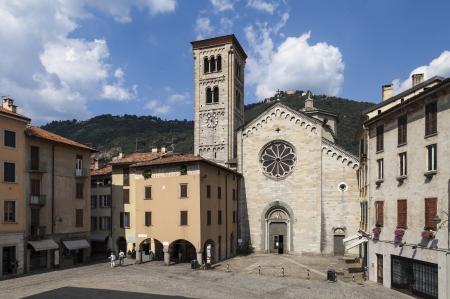 Como Church of San Fedele Banco de Imagens