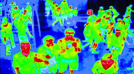 infrared: Portrait infrared