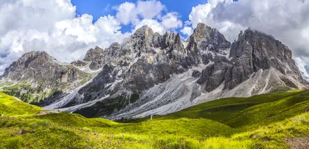Italienischen Dolomiten: Pale di San Martino