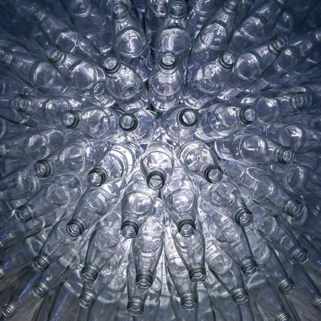 beer bottle: Pile of empty bottles