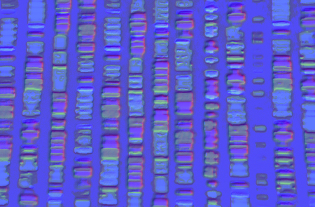 sequence: DNA sequence: graphic representation