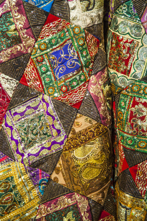 patchwork: Patchwork of brocade