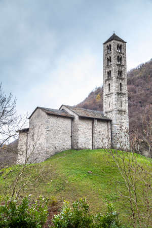 romanesque: Romanesque Church of St. Alexander in Lasnigo
