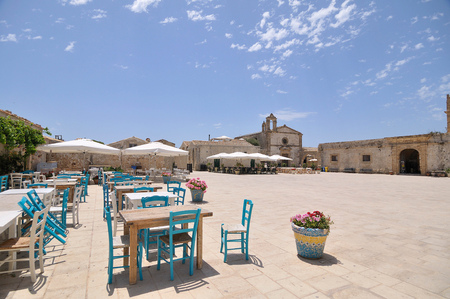 agrigento: Marzamemi small fishing village in the south of Sicily Editorial