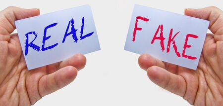 real or fake? how to understand what is true and what is false?