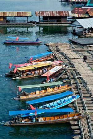 kanchanaburi boat
