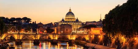 Saint Peters Basilica - Vatican in Rome, Italy