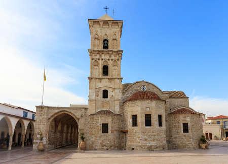 Orthodox church of Saint Lazarus, Larnaca of Cyprus.