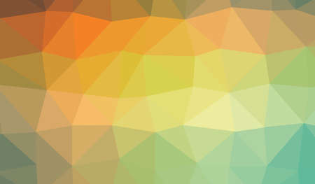 Abstract geometric gradient background texture, colorful shades, low poly triangle pattern, computer graphic, Illustration 向量圖像