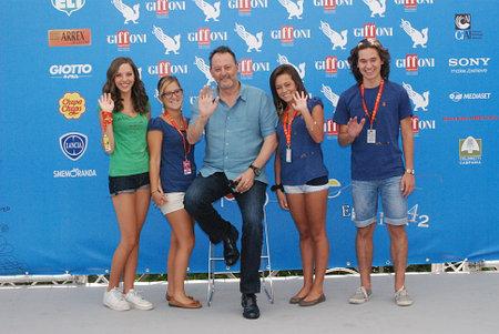 reno: Giffoni Valle Piana, Sa, Italy - July 21, 2012 : Jean Reno at Giffoni Film Festival 2012 - on July 21, 2012 in Giffoni Valle Piana, Italy