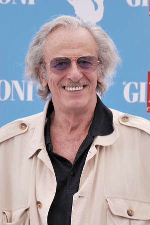mariano: Giffoni Valle Piana, Sa, Italy - July 17, 2016 : Mariano Rigillo at Giffoni Film Festival 2016 - on July 17, 2016 in Giffoni Valle Piana, Italy