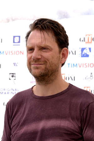 Giffoni Valle Piana, Sa, Italy - July 24, 2019 : Sal Kroonenberg  at Giffoni Film Festival 2019 - on July 24, 2019 in Giffoni Valle Piana, Italy.