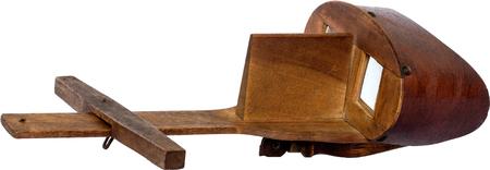 lenticular: Stereoscope Stock Photo