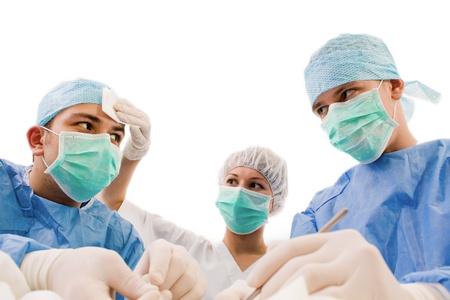 medical teamwork Stock Photo - 8696149
