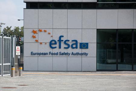 Efsa, headquarters, European food safety authority, Parma, Italy