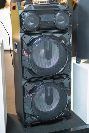Audio Music Equipment: Sound System Speakers Technology