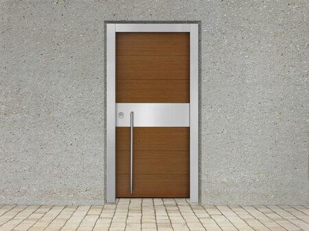 door security exterior
