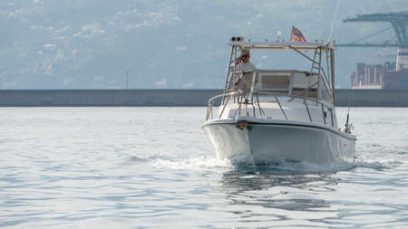 free time: Free time for a boat trip