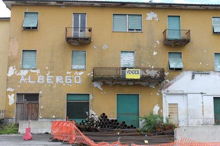 오래된 미사용 호텔 및 판매 스톡 콘텐츠