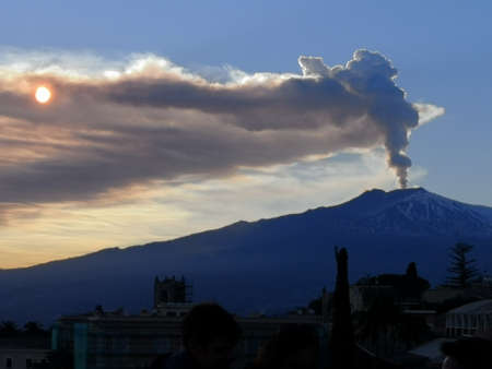 On the eastern coast of Sicily - a short journey from the Strait of Messina - lies Mt. Etna, the highest active volcano in Europe Through the centuries.