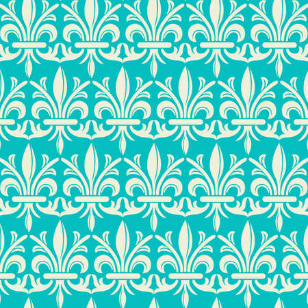 includes: Damask Pattern - Vector seamless pattern background   File includes pattern swatch