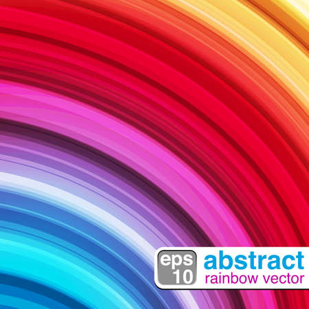 color swatches: Abstract Rainbow Background - Colorful abstract background   EPS 10 file with global color swatches