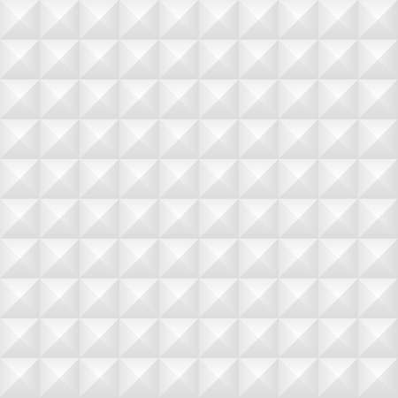 studs: White Studs Seamless Texture - Vector white studs seamless texture   File includes global colors and pattern swatch  Illustration
