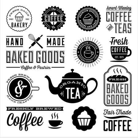 Vintage Labels and Templates - Bundle Collection of Vintage Designs