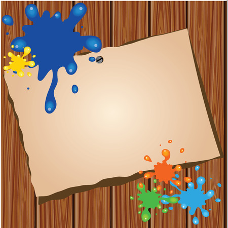 paper wood background