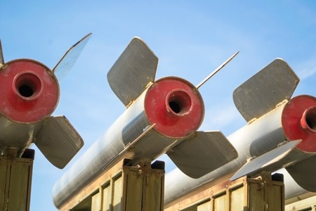 legendary: the legendary Russian mortar Katyusha BM-13 from the Second World War