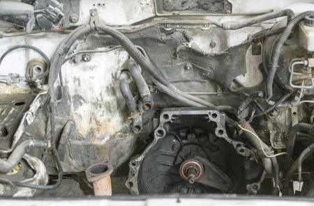 A car without an engine