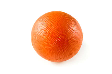 Medicine ball for fitness, muscle building, rehabilitation and games.
