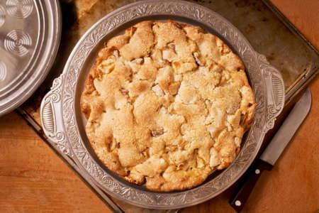 background image: Organic pie