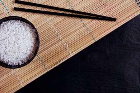 아시아 요리 세트
