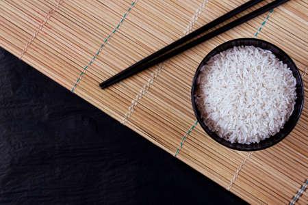 japanese cuisine: Japanese cuisine set Stock Photo
