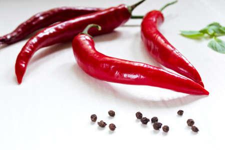 hot peppers: Hot peppers seasoning