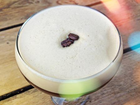 Martini Espresso. The new trend - Tequila Martini Espresso