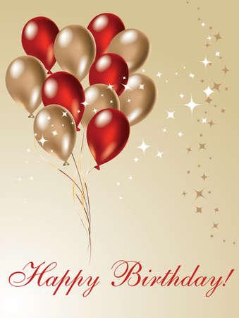 compleanno: Bella immagine per la decorazione di progettazione tuo compleanno