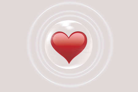 Here you can find nice heart with nice backgrounds Stock Photo