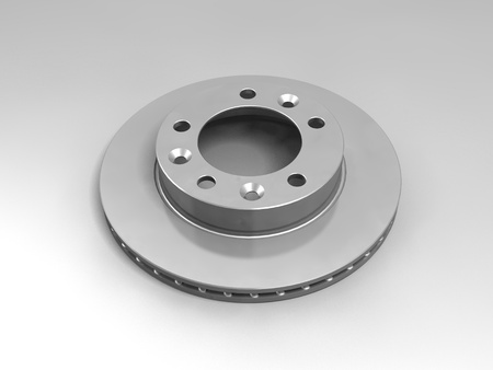 brake disc Stock Photo - 11177574