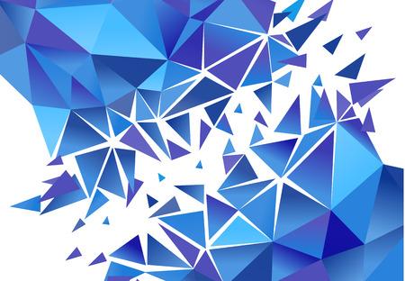 to polygons: Antecedentes Polígono abstracta. Vector