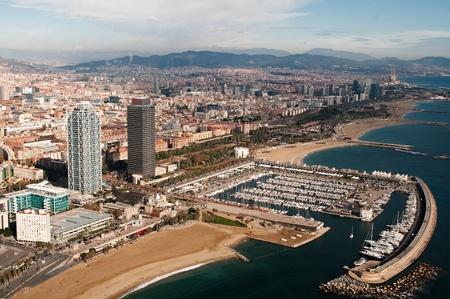 barcelone: Barcelone desde el aire �ditoriale